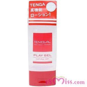 TENGA PLAY GEL NATURAL WET (ナチュラルウェット)