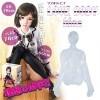 日本A-ONE LOVE BODY第七彈 hina 3D透明曲線充氣娃娃