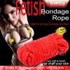 Bondage Rope SM捆綁用尼龍繩(紅)