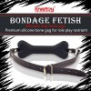 Bondage Fetish Dog Bone Gag