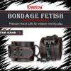 Bondage Fetish Pleasure Handcuffs