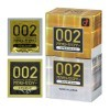 Okamoto 0.02 EX Standard and Real Fit Box of 12