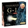 日本Kiss-me-Love Finger Skin DX 極薄親膚珠珠G點指套-G-1(6入組)