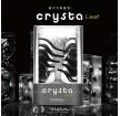 日本TENGA Crysta 重複性使用水晶自慰套-Leaf 流葉