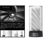 日本TENGA.3D New Concept Hole 立體紋路非貫通自慰套Spiral (螺旋)