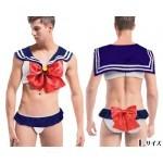 美少女戰士水手服男士內衣