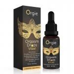 葡萄牙Orgie Orgasm Drops Vibe 小金瓶女用快感高潮液