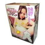 日本NPG 完全再現 松嶋友里恵 充氣娃娃