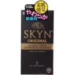 日本  不二SKYN超簿水潤安全套五個裝