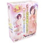 日本NPG 萌芽 2. 充氣抱枕+自慰器+潤滑油
