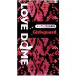 日本岡本 Love Dome 女生守護者安全套 (12片)
