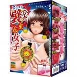 日本NPG 橫柱大肉粒之襞女子 男用自慰器
