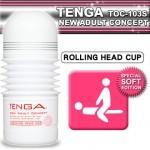 日本TENGA女上男下型自慰杯 挺搖滾杯- 軟版