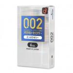 OKAMOTO ZEROTWO Jerry Plenty condom 6P