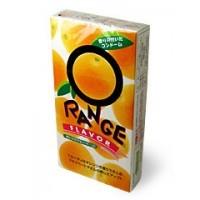 日本中西 甜橙口味 安全套12 片裝