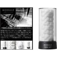 日本TENGA.3D New Concept Hole 立體紋路非貫通自慰套Module(方塊)