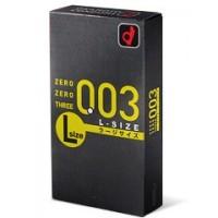 Zero Zero Three 0.03 L-size (Japan Edition) 58mm 10's Pack