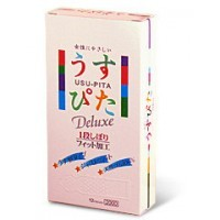 日本JM。Usu-Pita 奢華 2000 condoms12 pcs