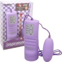 日本Toys Heart靈感防水震蛋-紫色