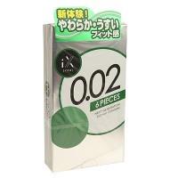 日本Jex。 iX 0.02 6 片裝