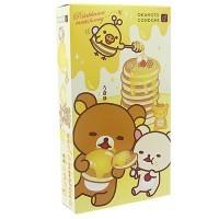 日本岡本。鬆弛熊 2010 10 片裝