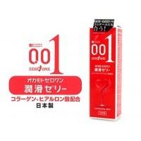 日本冈本0.01果凍潤滑油