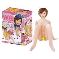 日本A-one 妄想女友 水木 充氣娃娃