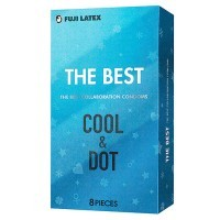 Fuji Latex - The Best COOL&DOT (8Pcs)