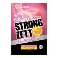 日本STRONG ZETT VIRGIN GIRL 女用調情霜