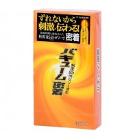 Sagami Vacuum adhesion condoms (10 pieces)