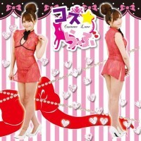 See-Through Cheongsam Dress Costume