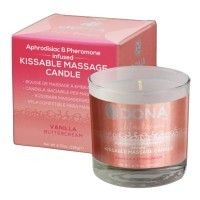 Dona - Kissable Massage Candle Vanilla Buttercream 135g