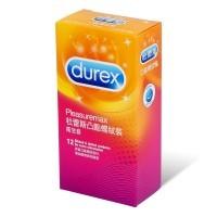 Durex Pleasuremax 12's Pack Latex Condom