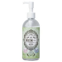 ren-water-soluble massage oil 200ml unscented