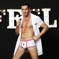 性感醫生男護士情趣制服
