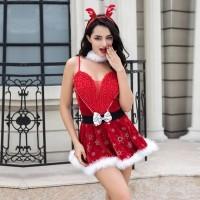 聖誕情趣內衣短裙裝