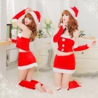 聖誕裝演出服性感內衣制服誘惑DS夜店服