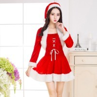 Christmas Costume Adult men and women Christmas costumes Halloween costumes Christmas costumes