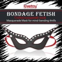 Bondage Fetish Masquerade Mask