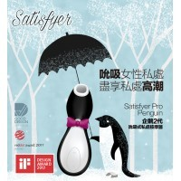 Satisfyer - Pro Penguin - next generation
