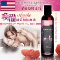 Intimate Earth Awake Massage Oil 120ML