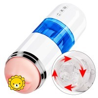 Mytoys- Twister powerful Masturbation Cup with circular motion and vibration functions