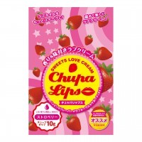 CHUPA LIPS STRAWBERRY