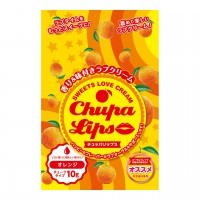 CHUPA LIPS ORANGE