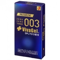 okamoto Premium Zero Zero Three (Viva Gel) condom 10 pieces