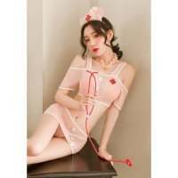 日本Costume Garden 恋の病SOS 性感護士服