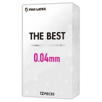 The Best Condoms 0.04mm 12P