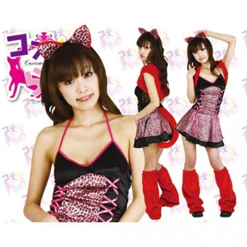 Costume Love 野性小貓咪套裝