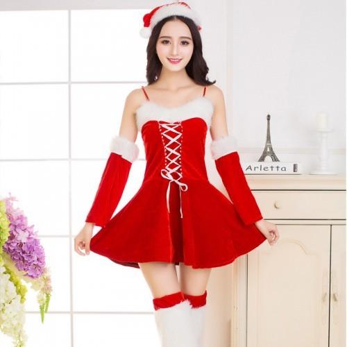 萬聖節聖誕裝聖誕舞會服裝情趣扮演服