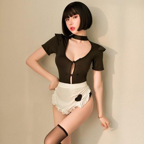 日本Costume Garden 雙面穿著近代女僕套裝
